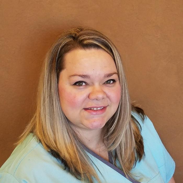 Cassidy, <br/>Customer Service Representative/<br/> Veterinary Technician photo
