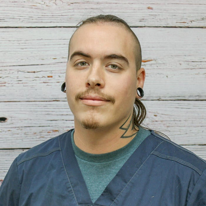 Justin, <br/> Veterinary Technician photo